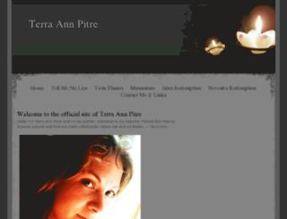 terraannpitre.webs.com screenshot
