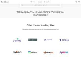 terrababy.com screenshot