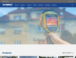 terraco.com screenshot