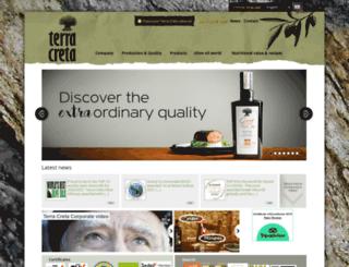 terracreta.gr screenshot