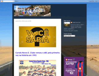 terradaxelita.blogspot.com.br screenshot