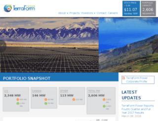 terraform.com screenshot