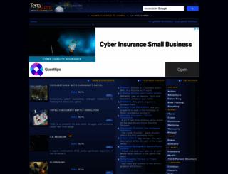 terragame.com screenshot