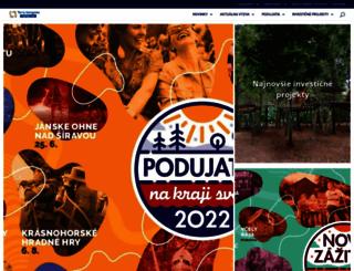 terraincognita.sk screenshot
