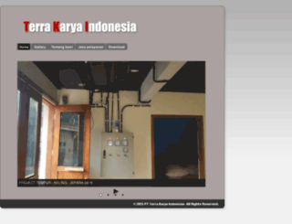 terraindonesia.com screenshot