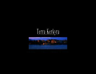 terrakerkyra.gr screenshot