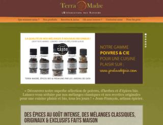 terramadre.fr screenshot
