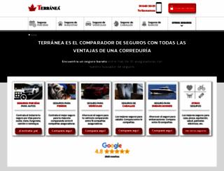 terranea.es screenshot