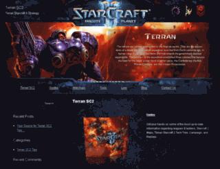 terransc2.com screenshot