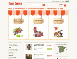 terraorigen.com screenshot
