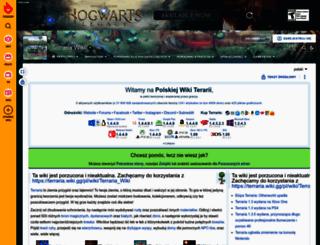 terraria-pl.gamepedia.com screenshot