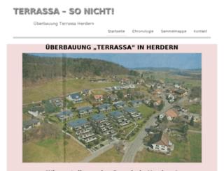 terrassa-so-nicht.ch screenshot