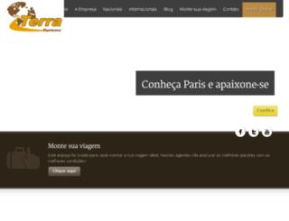 terraturismocriciuma.com.br screenshot