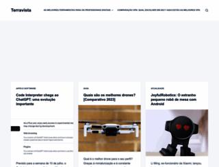terravista.pt screenshot
