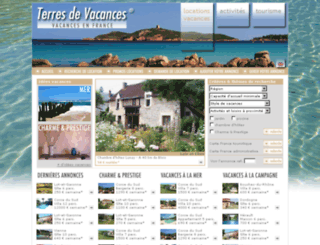 terre-et-vacances.fr screenshot