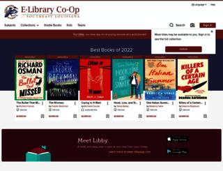 terrebonne.libraryreserve.com screenshot