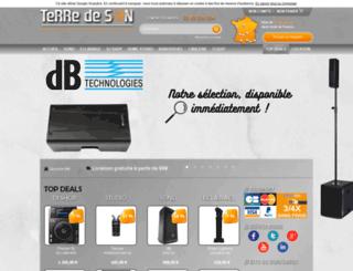 terredeson.com screenshot