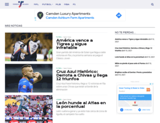 terrenodejuego.com screenshot