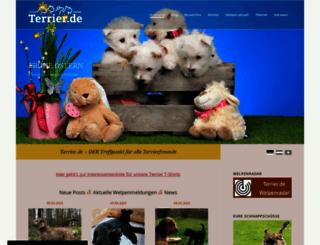 terrier.de screenshot