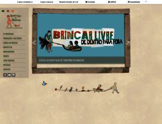 territoriodobrincar.com.br screenshot