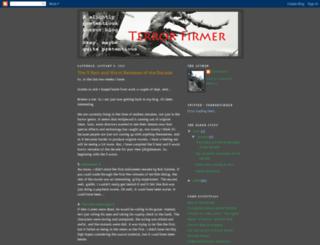 terrorfirmer.blogspot.com screenshot