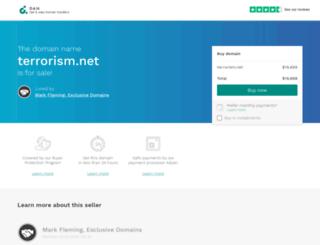 terrorism.net screenshot