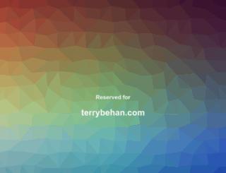 terrybehan.com screenshot