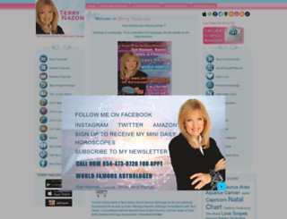terrynazon.com screenshot