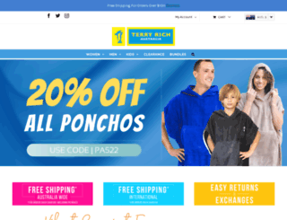 terryrich.com.au screenshot