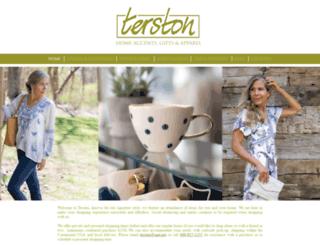 terston.com screenshot