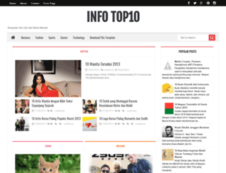 tertop10.blogspot.com screenshot