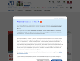 tertulia.20minutes-blogs.fr screenshot