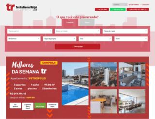 tertulianorego.com.br screenshot