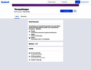 terveyskimppa.fi screenshot