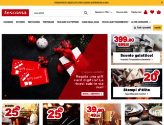 tescomaonline.com screenshot