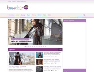 tesetturyenisezon.com screenshot
