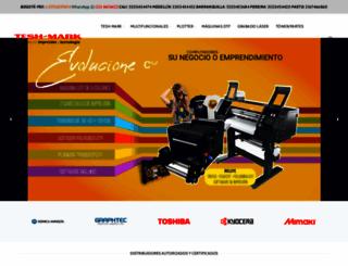 teshmark.com screenshot