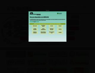 tesiuami.uam.mx screenshot