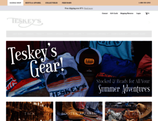 teskeys.com screenshot