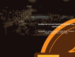 tesla.org.in screenshot