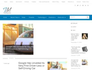 teslamysteries.com screenshot