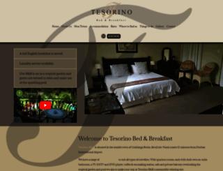 tesorino.co.za screenshot