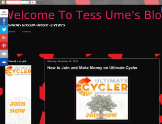 tessume.blogspot.com screenshot