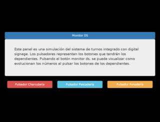 test-web.es screenshot