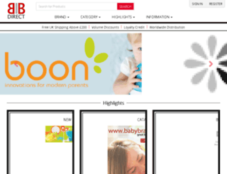 test.babybrandsdirect.co.uk screenshot
