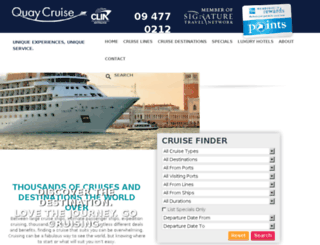 test.cruisefactory.net screenshot