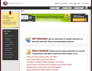 test.developmentwork.net screenshot