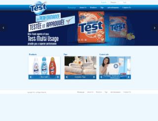 test.dz screenshot