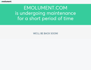 test.emolument.com screenshot