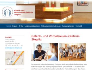 test.gwz-steglitz.de screenshot